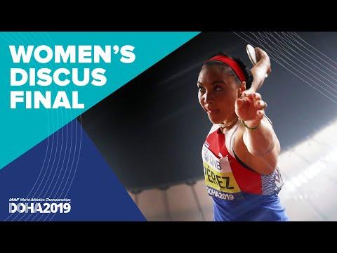Women's Discus Final | World Athletics Championships Doha 2019