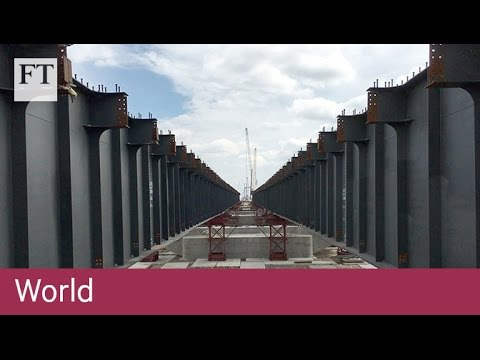 Russia's bridge into Crimea | FT World
