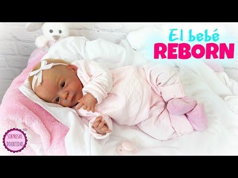 ¿Qué es un bebé REBORN?🍼Lo comparo con otras muñecas Bebés