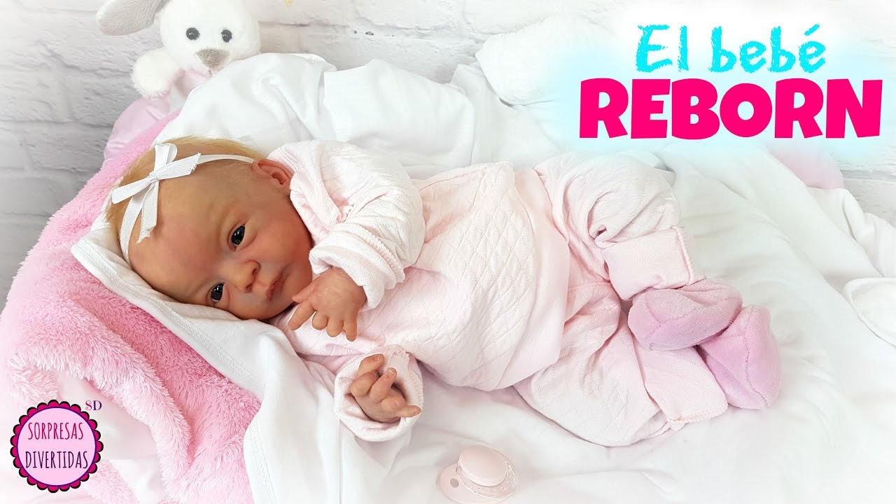 10a86cc18 ¿Qué es un bebé REBORN?🍼Lo comparo con otras muñecas Bebés - YouTube