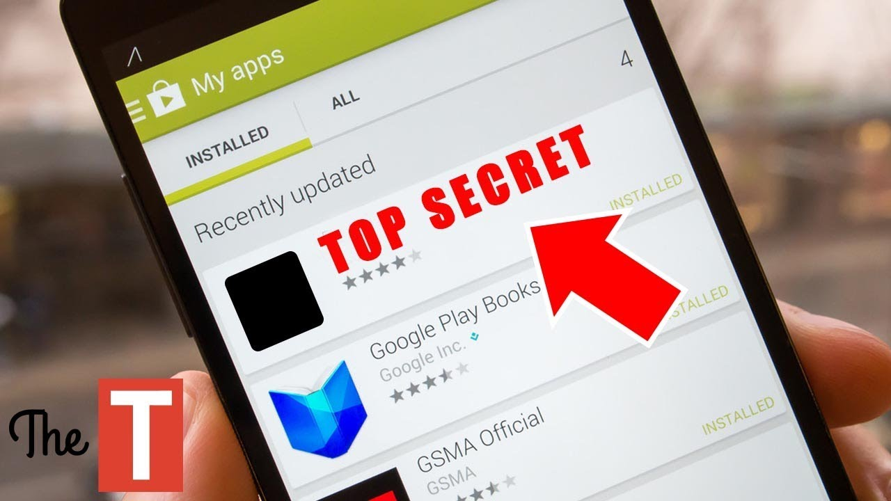 10 Secret Apps Not On The Google Play Store Youtube