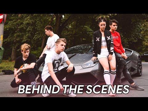5GANG - FOCURI (Behind The Scenes)