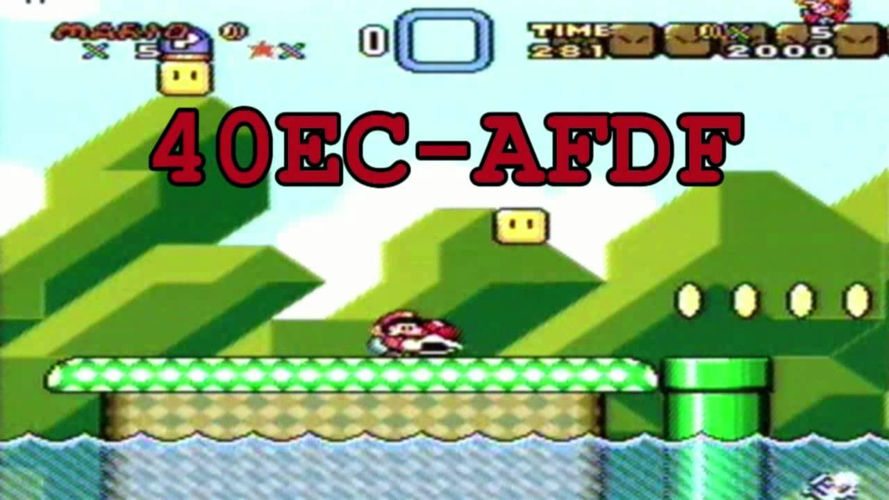 <b>Super Mario World</b> -<b>Game Genie</b> Adventures - YouTube