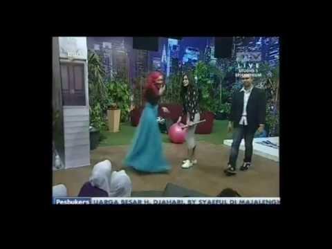 Dewi Sanca @Pesbukers ANTV 170913