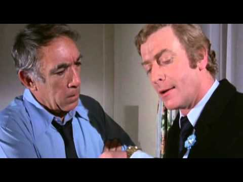 The Marseille Contract (1974) - Michael Caine - Anthony Quinn