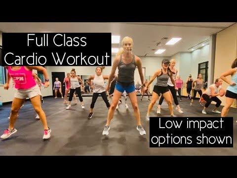 Full Class Cardio Workout