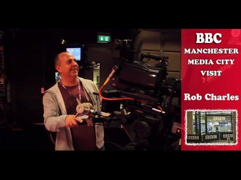 BBC MANCHESTER MEDIA CITY VISIT