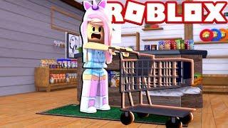 ROBLOX Escape The Supermarket Obby
