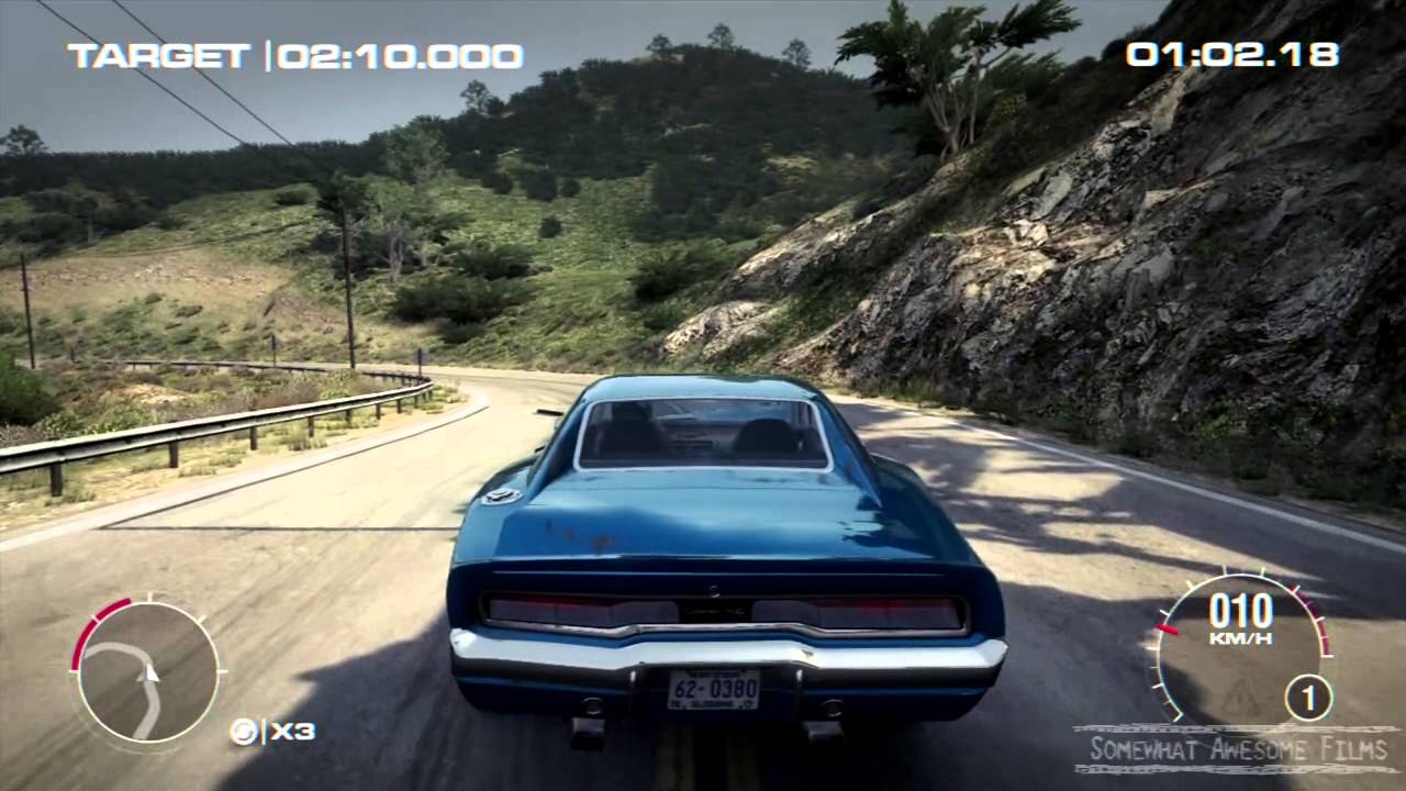 dodge charger video game Vehicle Challenge Dodge Charger RT