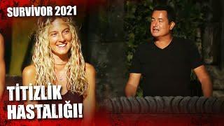 Acun Ilıcalı ve Hanzadenin Tanışma Hikayesi  Survivor 2021