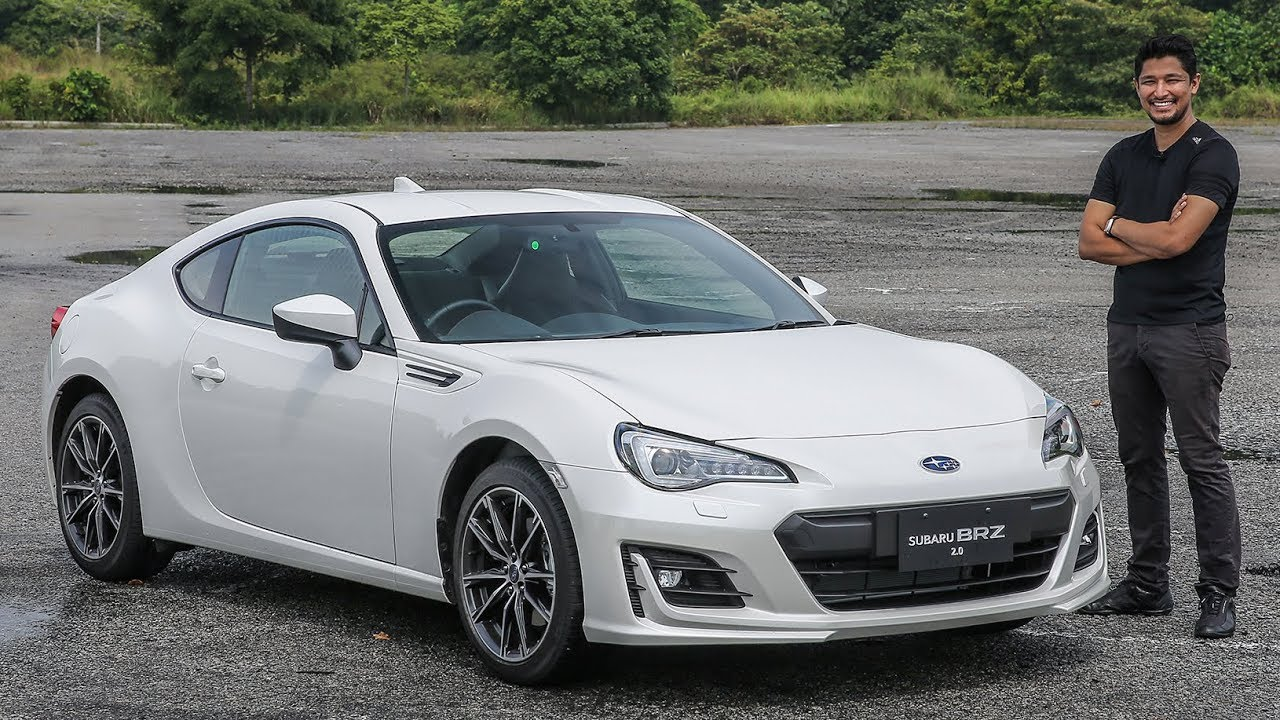 Subaru BRZ facelift officially launched in Malaysia - six