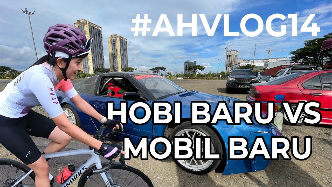 AKHIRNYA LATIHAN DRIFTING LAGIIIIII #AHVLOG14