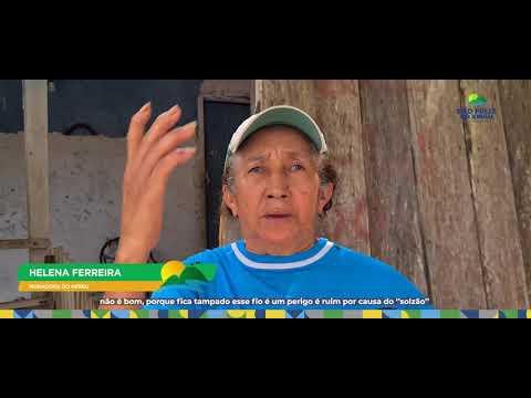 Prefeitura de São Félix do Xingu leva ações para moradores do Distrito do Nereu.