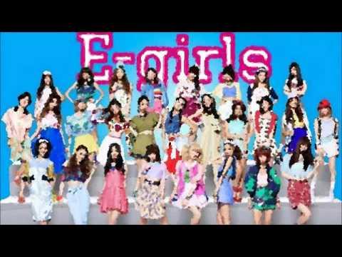 【カラオケ】 Music Flyer / E Girls (KARAOKE,INSTRUMENTAL,MIDI)