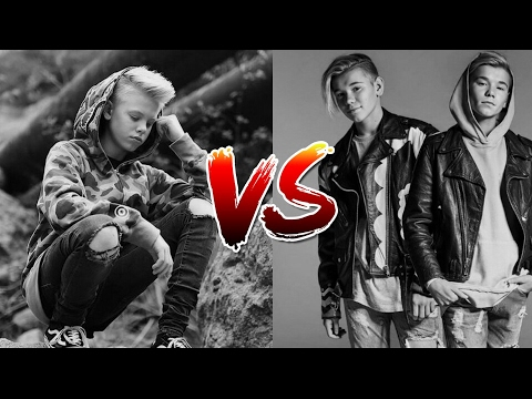 Carson Lueders - Feel Good VS Marcus & Martinus - Like It Like It ft. Silentó