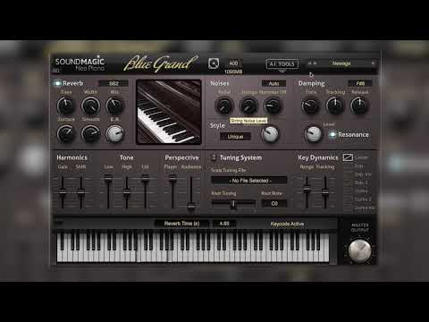 Blue Grand by The Best Computer Music And Acoustic Technology Inc \\ Exploring The Sounds