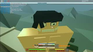 Roblox Attack On Titan (Beta) all controls