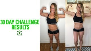 30 Days To Healthy Living Results