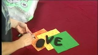 Puff Applique Easy Quilting Project