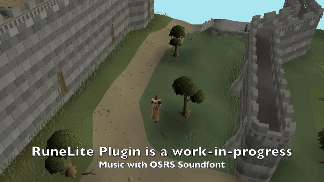 CUSTOM OSRS MUSIC - NEW RUNELITE PLUGIN!!