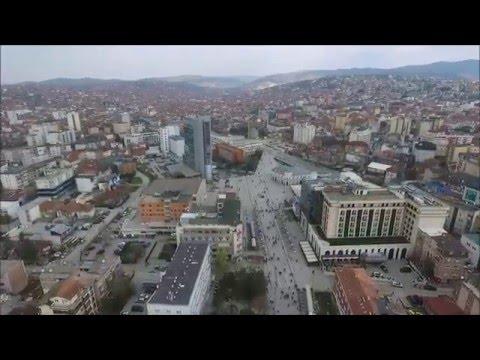 Prishtina - sheshi