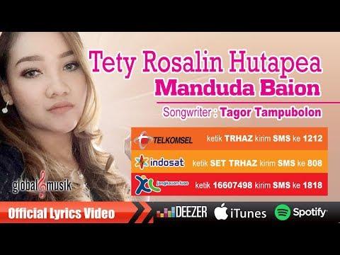 Tety Rosalin Hutapea - Manduda Baion (Official Lyrics Video) #music