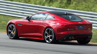 2016 Jaguar F-Type R AWD Coupe - (Track) One Take