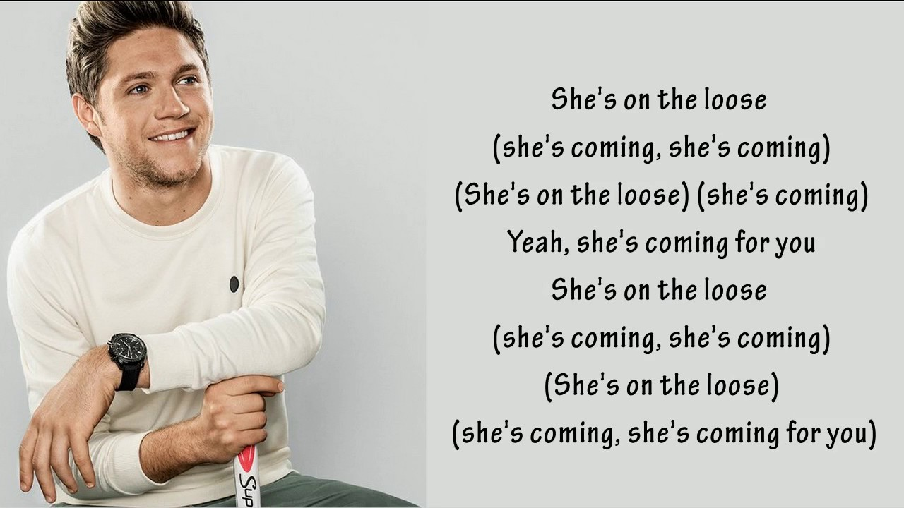 Niall Horan - On The Loose (Lyrics) #1
