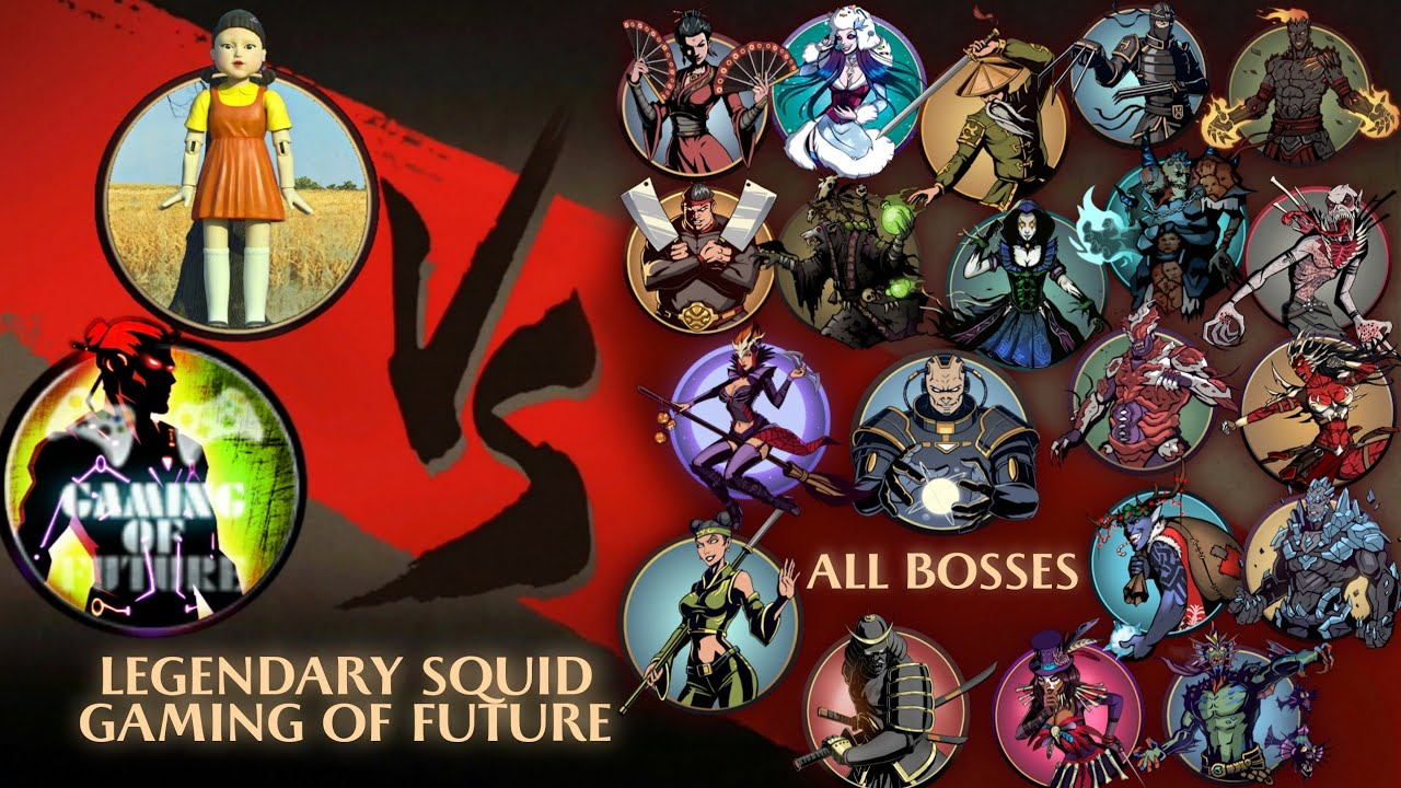 Shadow Fight 2 - Тень против Самых Сильных Титанов