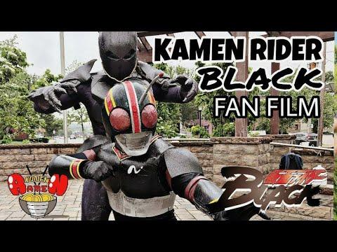 Kamen Rider Black Fan Film ft Sloan the Female Otaku