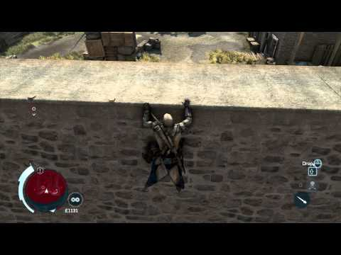 Assassin's Creed III - Perfect Stealth - Fort Hill