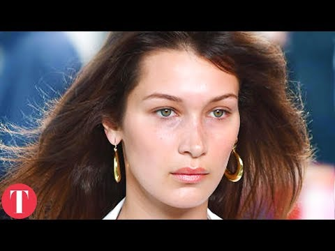 Bella Hadid Isn't Respected In The Modeling Industry And Here's Why thumbnail
