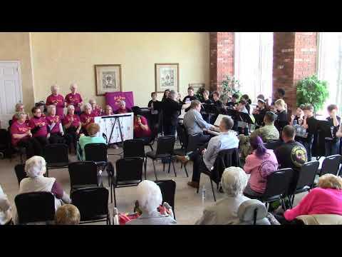 Bella Ringers with Lawton Christian School (3-3-20)