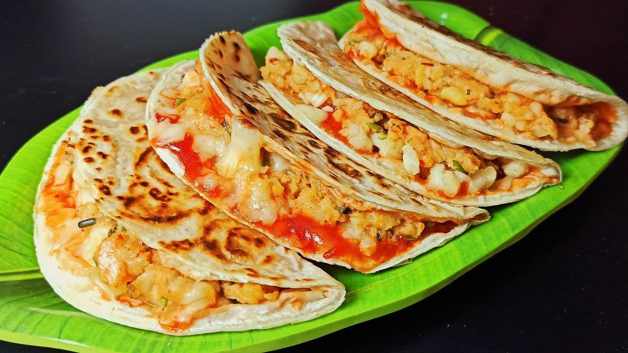 Crispy Potato Tacos | Tacos Recipe | Taco Mexicana | Simple and Quick Recipe | Food Stories