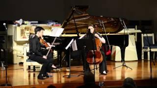 Manhattan Piano Trio live in Naples, Florida