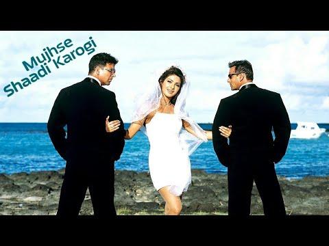 Mujhse Shaadi Karogi मुझसे शादी करोगी (2004) Full Movie HD With English Subtitles