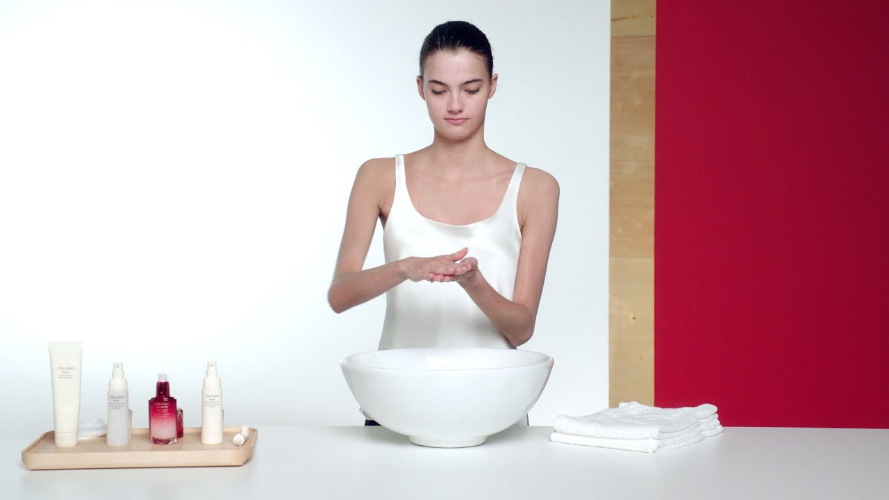 Daily Skincare Routine: Beautiful Skin in Under 12 Minutes  Beauty Expert  Tips  Shiseido