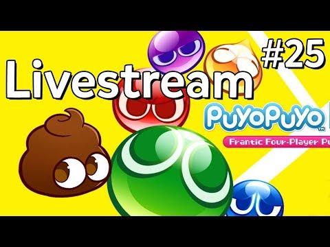 「LIVE」Puyo Puyo Chronicle (#25): Gotta train for Puyo Puyo Esports!