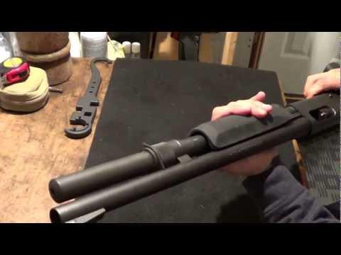 Remington 870 Upgrades