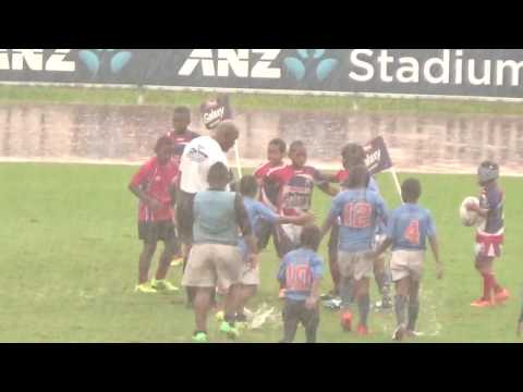 2016 Fiji Inter-District Primary School Rugby.. Under 10... Suva vs Nasinu