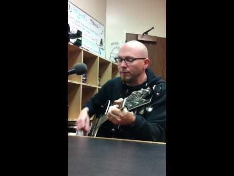 The Smoking Popes - Need You Around (live on KSCU 3/25/11)