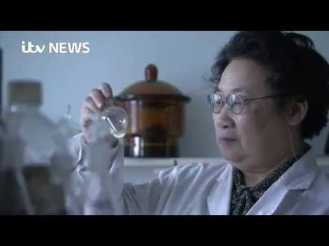 Tu Youyou becomes first Chinese woman to win a Nobel Prize