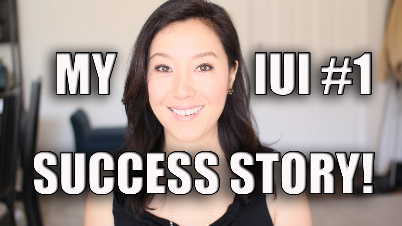 My IUI #1 Success Story!