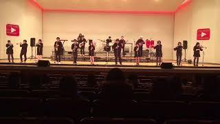 「情熱大陸」 APU Life Music Winter Concert 2017