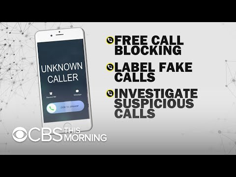 Major phone companies to offer free robocall blocking tool