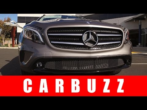 2017 Mercedes-Benz GLA250 Unboxing - Is It Really A Crossover?