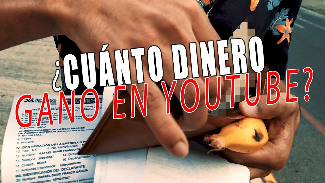 ¿CUÁNTO GANA UN YOUTUBER DE 50K SUSCRIPTORES SIN SUBIR VÍDEOS? Vlog David García.