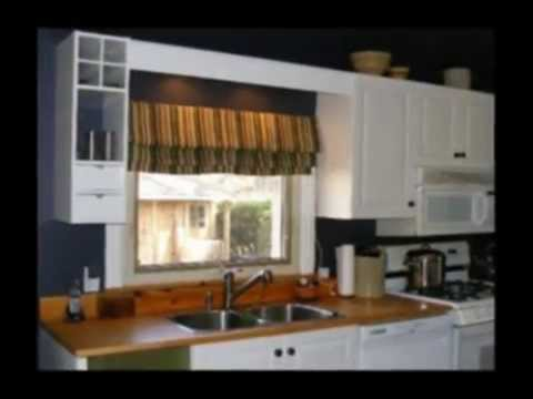 kitchen window treatment ideas - Kitchen Window Treatment Ideas
