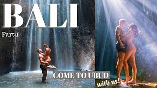 BALI VLOG WITH MY BOYFRIEND! COUPLES HOLIDAY Part 2