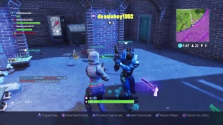 Fortnite Battle Royale - Season 4 PS4 [11-5-2018]